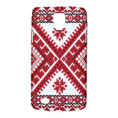 Fabric Aztec Galaxy S4 Active by Mariart