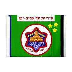 Tel Aviv Coat Of Arms  Ipad Mini 2 Flip Cases by abbeyz71