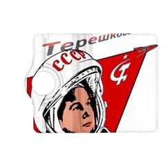 Valentina Tereshkova Kindle Fire Hd (2013) Flip 360 Case by Valentinaart