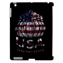 Usa Bowling  Apple Ipad 3/4 Hardshell Case (compatible With Smart Cover) by Valentinaart
