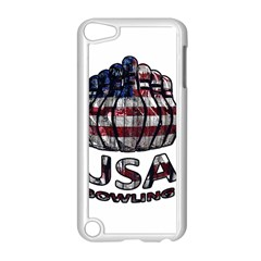 Usa Bowling  Apple Ipod Touch 5 Case (white) by Valentinaart