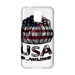 Usa Bowling  Samsung Galaxy S5 Hardshell Case  by Valentinaart