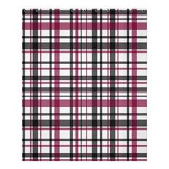 Plaid Pattern Shower Curtain 60  X 72  (medium)  by Valentinaart