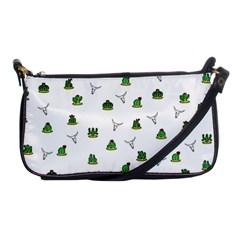 Cactus Pattern Shoulder Clutch Bags by Valentinaart