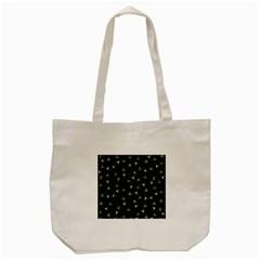 Cactus Pattern Tote Bag (cream) by Valentinaart
