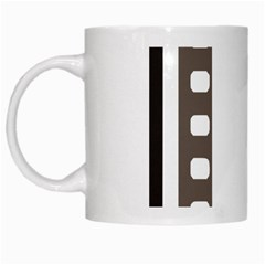 Frame Decorative Movie Cinema White Mugs by Nexatart