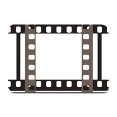 Frame Decorative Movie Cinema Plate Mats by Nexatart