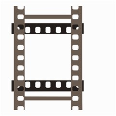 Frame Decorative Movie Cinema Small Garden Flag (two Sides) by Nexatart