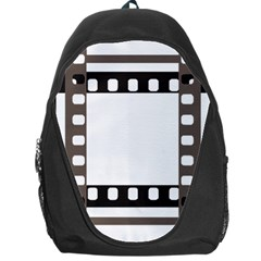 Frame Decorative Movie Cinema Backpack Bag by Nexatart