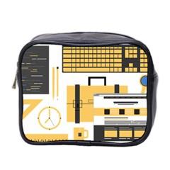 Web Design Mockup Web Developer Mini Toiletries Bag 2 Side by Nexatart