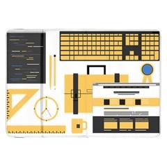 Web Design Mockup Web Developer Samsung Galaxy Tab 8 9  P7300 Flip Case by Nexatart