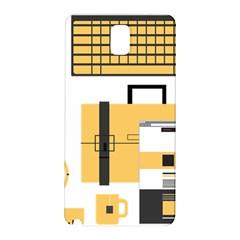 Web Design Mockup Web Developer Samsung Galaxy Note 3 N9005 Hardshell Back Case by Nexatart