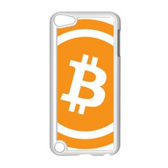 Bitcoin Cryptocurrency Currency Apple Ipod Touch 5 Case (white) by Nexatart