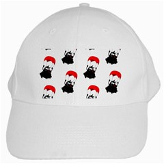 Pattern Sheep Parachute Children White Cap