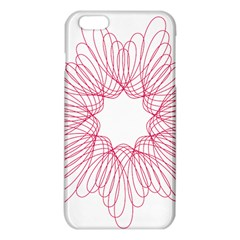 Spirograph Pattern Drawing Design Iphone 6 Plus/6s Plus Tpu Case