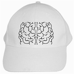 Brain Mind Gray Matter Thought White Cap