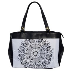 Art Coloring Flower Page Book Office Handbags by Nexatart