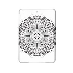 Art Coloring Flower Page Book Ipad Mini 2 Hardshell Cases by Nexatart