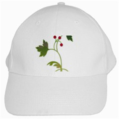 Element Tag Green Nature White Cap by Nexatart