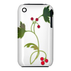 Element Tag Green Nature Iphone 3s/3gs by Nexatart