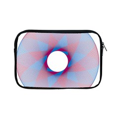 Spirograph Pattern Drawing Design Apple Ipad Mini Zipper Cases by Nexatart