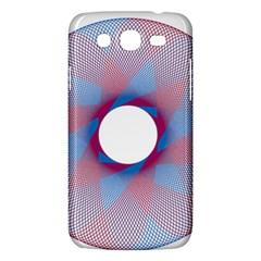 Spirograph Pattern Drawing Design Samsung Galaxy Mega 5 8 I9152 Hardshell Case  by Nexatart
