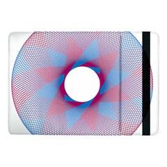 Spirograph Pattern Drawing Design Samsung Galaxy Tab Pro 10 1  Flip Case by Nexatart
