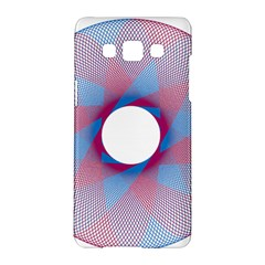 Spirograph Pattern Drawing Design Samsung Galaxy A5 Hardshell Case  by Nexatart