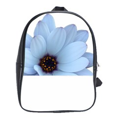 Daisy Flower Floral Plant Summer School Bags(large)