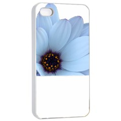 Daisy Flower Floral Plant Summer Apple Iphone 4/4s Seamless Case (white) by Nexatart