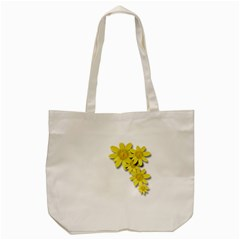 Flowers Spring Yellow Spring Onion Tote Bag (cream) by Nexatart