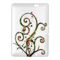 Scroll Magic Fantasy Design Kindle Fire Hdx 8 9  Hardshell Case by Nexatart