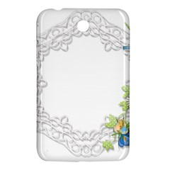 Scrapbook Element Lace Embroidery Samsung Galaxy Tab 3 (7 ) P3200 Hardshell Case  by Nexatart