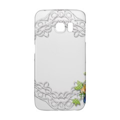 Scrapbook Element Lace Embroidery Galaxy S6 Edge by Nexatart