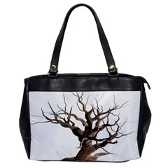 Tree Isolated Dead Plant Weathered Office Handbags by Nexatart