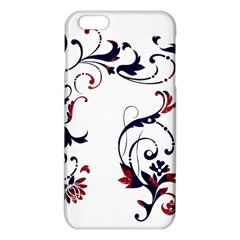 Scroll Border Swirls Abstract Iphone 6 Plus/6s Plus Tpu Case by Nexatart