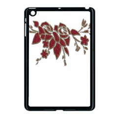 Scrapbook Element Nature Flowers Apple Ipad Mini Case (black) by Nexatart