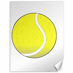 Tennis Ball Ball Sport Fitness Canvas 36  X 48   by Nexatart