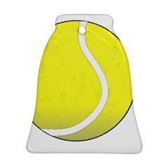 Tennis Ball Ball Sport Fitness Ornament (bell) by Nexatart