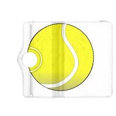 Tennis Ball Ball Sport Fitness Kindle Fire Hdx 8 9  Flip 360 Case by Nexatart