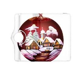 Christmas Decor Christmas Ornaments Kindle Fire Hdx 8 9  Flip 360 Case by Nexatart