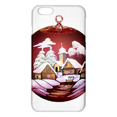 Christmas Decor Christmas Ornaments Iphone 6 Plus/6s Plus Tpu Case by Nexatart