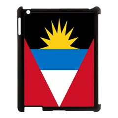 Banner Flag Sun Line Chevron Red White Black Blue Apple Ipad 3/4 Case (black) by Mariart