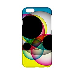 Apollonius Color Multi Circle Polkadot Apple Iphone 6/6s Hardshell Case by Mariart