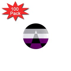 Dissexual Flag 1  Mini Magnets (100 Pack)  by Mariart
