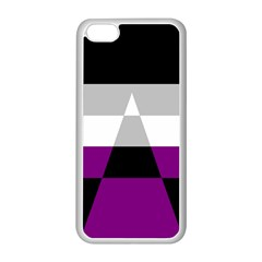 Dissexual Flag Apple Iphone 5c Seamless Case (white) by Mariart