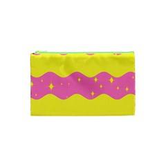 Glimra Gender Flags Star Space Cosmetic Bag (xs) by Mariart
