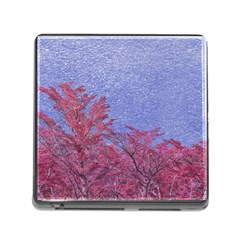 Fantasy Landscape Theme Poster Memory Card Reader (square) by dflcprints