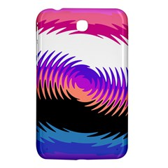 Mutare Mutaregender Flags Samsung Galaxy Tab 3 (7 ) P3200 Hardshell Case  by Mariart