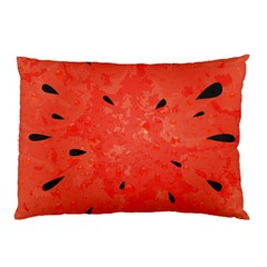 Summer Watermelon Design Pillow Case by TastefulDesigns